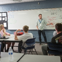 Saugatuck High School Visit